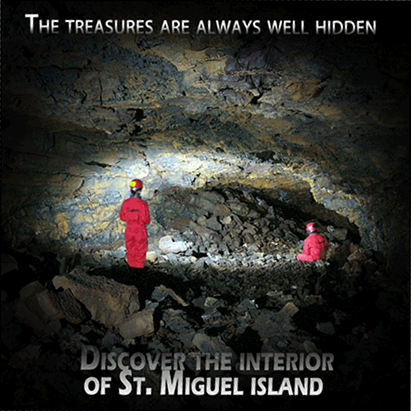 The treasures are always well hidden. Discover the interior of St. Miguel island.